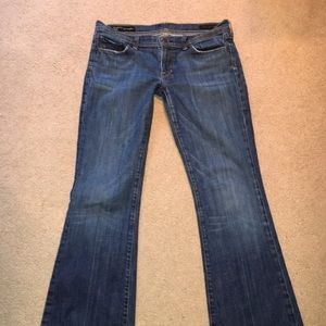Citizens of humanity jeans size 31 style Ingrid